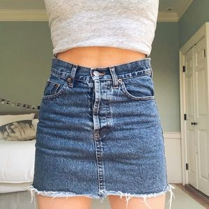 86851b318d Women Brandy Melville Denim Skirt on Poshmark